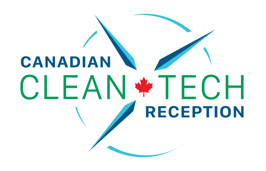 Canadian Clean Tech Reception logo design