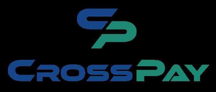 CrossPay logo design
