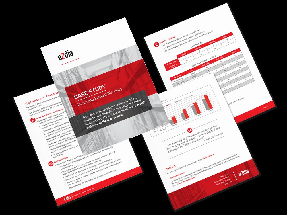 eZdia case study design