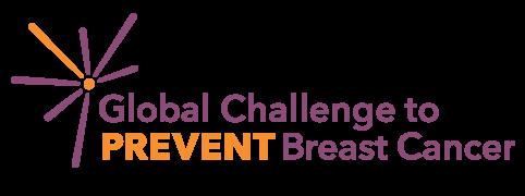Global Challenge to Prevent Breast Cancer logo design